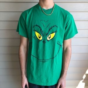 Dr Seuss The Grinch Who Stole Christmas T-Shirt